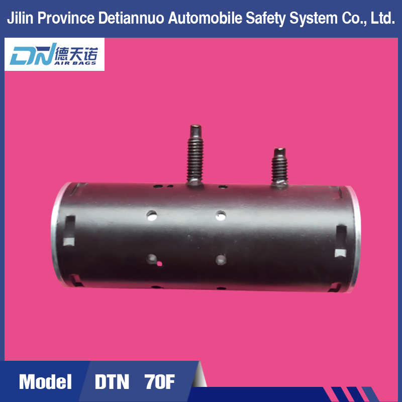 DIN70F Airbag inflator for driver