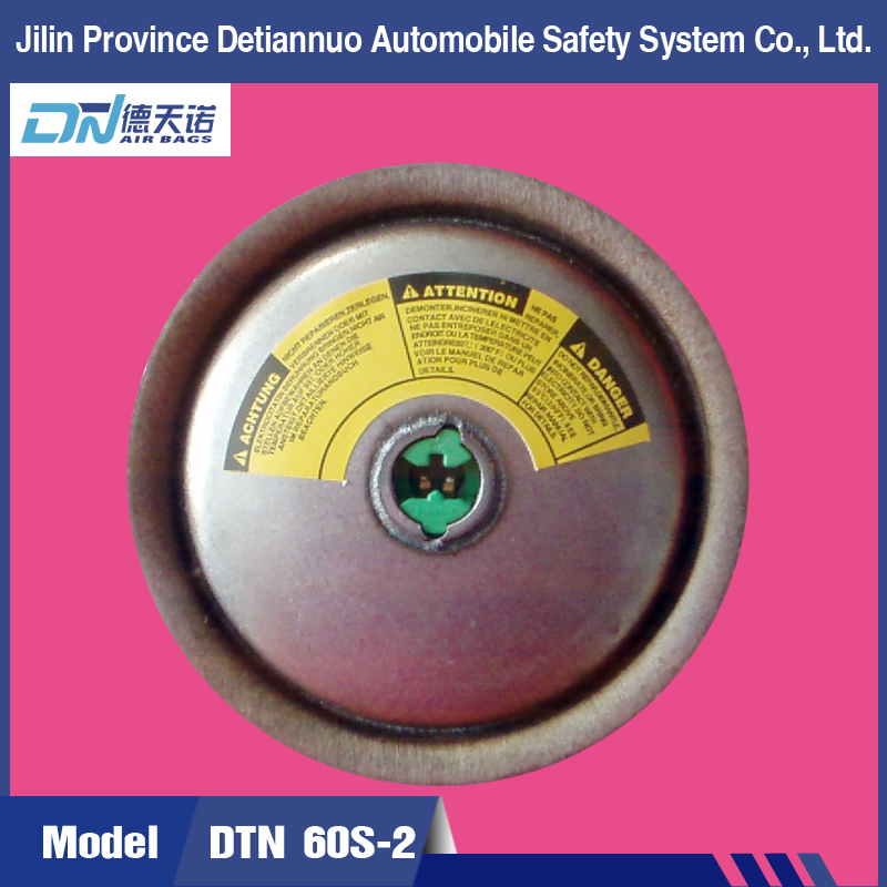 DTN60S-2  Airbag inflator for driver