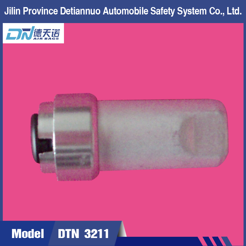 DTN3211 Airbag inflator for seat belts